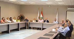 اجتماع في غرفة طرابلس يبحث  تطوير السياحة وإطلاق مهرجان للمدينة