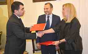 توقيع المرحلة الثالثة من برنامج النفط للتنمية النروجي