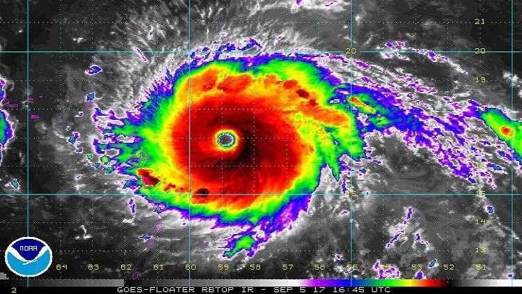 تزايد الخطر المدمر للأعاصير والعواصف الاستوائية
