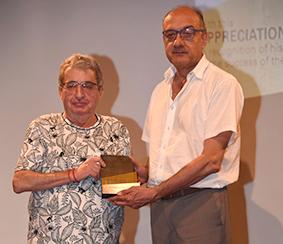 «سيدة اللويزة» تخرّج مجازين بشهادة من المنظمة العالمية للإعلان