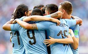 الأوروغواي يعول على تألق سواريز  وكافاني في كأس العالم