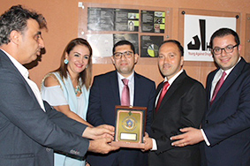 تكريم ضابطين وناشطين في جبيل لمساهمتهم في مكافحة المخدرات
