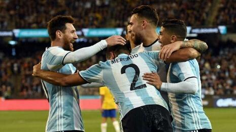 الأرجنتين تصحو وتواجه فرنسا في الدور الثاني