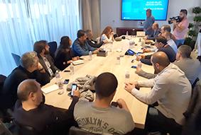 وفد الغرفة الأميركية - اللبنانية في «سيليكون فالي»: التكنولوجيا والابتكار أصبحا ضرورة للشركات