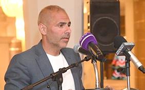 خوري في إفطار الكازينو للإعلاميين: إذا تعرضت لأي ضغط سياسي سأستقيل