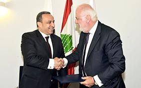 مؤتمر برعاية سلامة في 11 و 12 تموز في بيروت