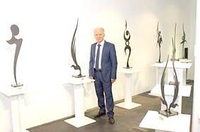 اكزود يستضيف معرض الفنان نبيل وهبة بعنوان «Allure»