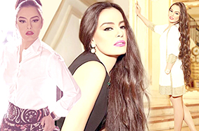 شريهان مذيعة في رمضان 2019 :  أتمنى أن أقدم عرض «كوكو شانيل» في فرنسا ولبنان والإمارات والسعودية
