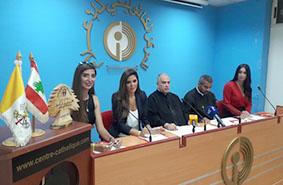 ندوة في اليوم العالمي لمكافحة المخدرات في المركز الكاثوليكي للإعلام