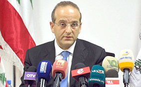 خوري: نحو قرارات حول سلع مستوردة من دول غير موقعة على إتفاقات تجارية مع لبنان