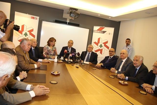 وزير الإقتصاد يشرح قرار دعم المنتجات الوطنية: الإجراءات تتعلق بـ 7 سلع تعنى تركيا بـ 2 منها