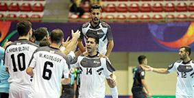 بنك بيروت في نصف نهائي بطولة آسيا لكرة الصالات