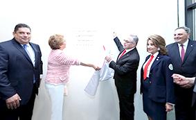 اللبنانية الاولى افتتحت مركز التدريب الجديد للصليب الاحمر في  جونية