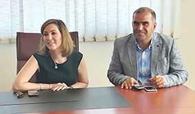 جمالي تفقدت مرفأ طرابلس:  نسعى للنهوض بإقتصاد المدينة
