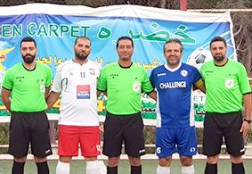 فريق قوى الامن الداخلي الوحيد بالنقاط الكاملة مفاجآت في الاسبوع الرابع من بطولة لبنان في الميني فوتبول