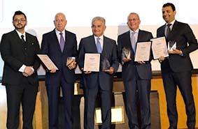 بنك بيروت يحصد 5 جوائز من «بانكر ميدل ايست»