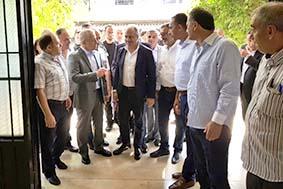 وزير الشؤون الإجتماعية يتفقد المشاريع المنفذة في عكار