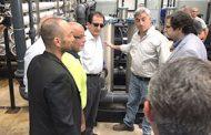 مدير مؤسسة مياه بيروت والجبل يطلق مشروعين في الغبيري والحدث