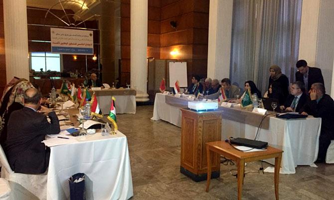 بيروت استضافت اعمال الاجتماع الخامس  للمنسقين الوطنيين لـ «أكساد» بالدول العربية