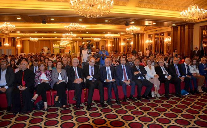 زعيتر في «يوم الاغذية العالمي»:  المطلوب خطة تنمية شاملة في لبنان