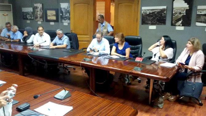 لقاء في بلدية طرابلس عن المطمر الجديد يطلب الإطلاع على تقرير الإستشاري