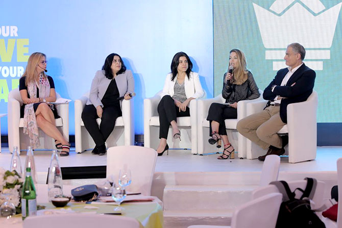قمة تمكين المرأة في العلوم والتكنولوجيا والهندسة والرياضيات لمنطقة الشرق الأدنى