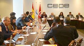 زمكحل عضو في منظمة إقتصادية إقليمية: لتطوير الشركات عموديا وأفقيا وتنويع الأسواق
