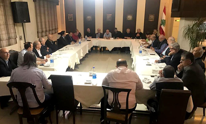 الهيئة الزحلية خلال إجتماعها الأول: لمشروع قانون يمدد لشركة كهرباء زحلة