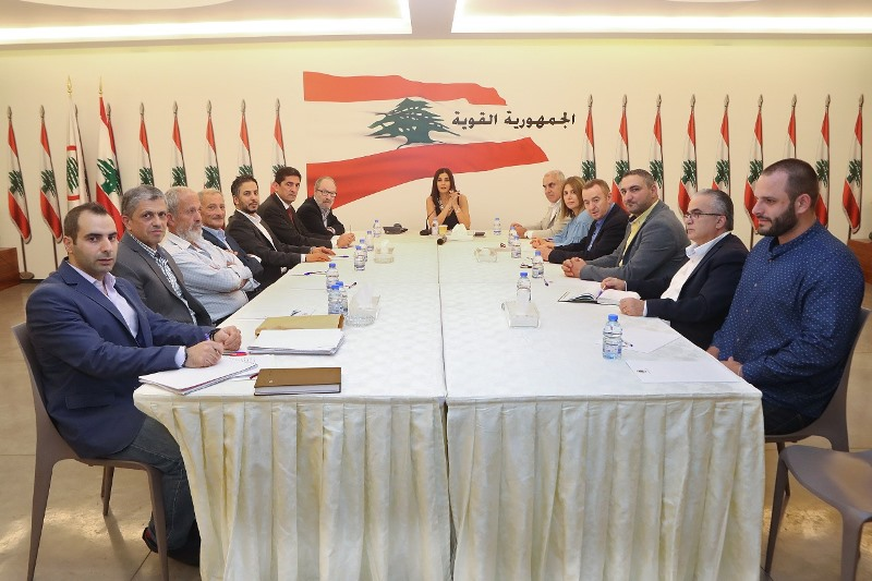 جعجع تهتم بمستشفى بشري: سنطلب أموالا من الحكومة الجديدة