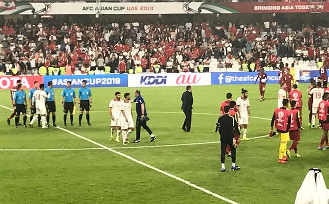لاعبو لبنان الى دبي للقاء السعودية غدا