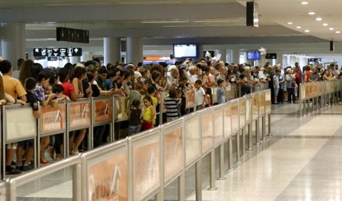 حركة المطار سجلت العام الماضي 8,842 ملايين راكبا  بزيادة فاقت 7 % والرحلات التجارية زادت 4,24 %