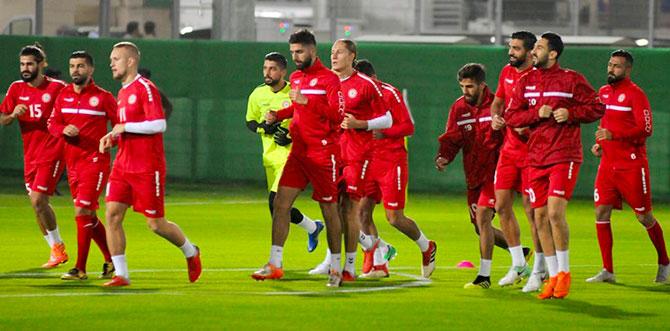 كأس آسيا  لــ 17 لكرة القدم لبنان لكتابة تاريخه بفوز اول والعبور للدور الثاني