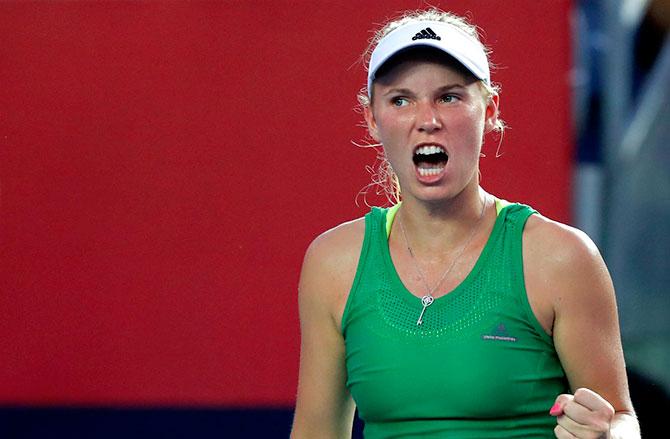كرة مضرب / الدورات الدولية - سيدني الاسترالية: سيمونا هاليب تسقط في مباراتها الاولى