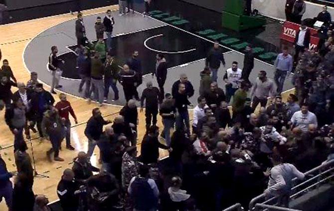 مقررات لجنة الامور المستعجلة في اتحاد السلة: تغريم الحكمة وايقاف جمهوره مباراة على الاقل