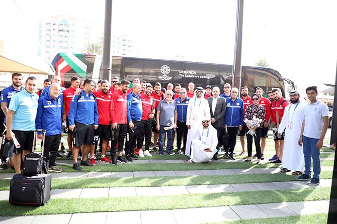 كرة قدم / كأس آسيا الـ17-  لبنان يتحضّر لكوريا الشمالية في الشارقة
