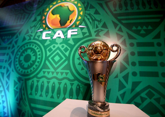 قرعة كأس الاتحاد الافريقي لكرة القدم: 3 اندية مغربية في مجموعة واحدة