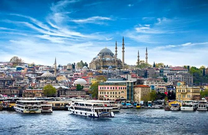 تركيا... وجهة سياحية جاذبة في مختلف الفصول
