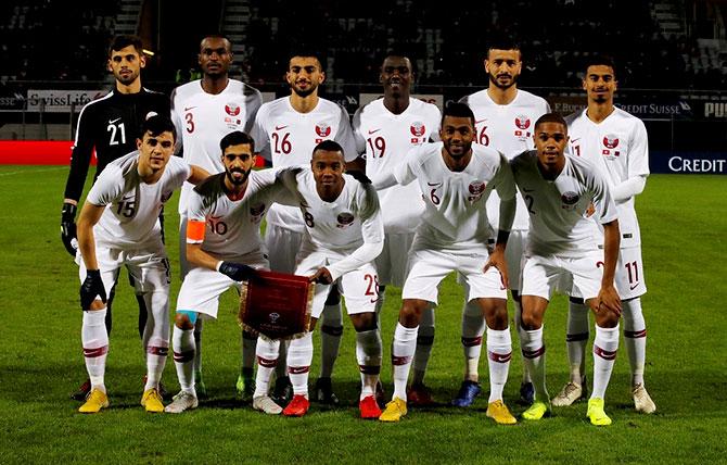 كرة قدم / نهائي كأس آسيا - الامارات 2019 - الحكم إيرماتوف يدير النهائي بين قطر واليابان اليوم
