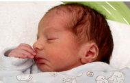 مبروك للزميل غسان حجار وزوجته ميرا ولادة ابنهما جو شربل