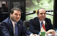 الجميل زار مقر مجلس العمل اللبناني في دبي