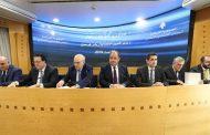وزيرا العمل والشؤون الاجتماعية  زارا المجلس الاقتصادي في حضور شقير