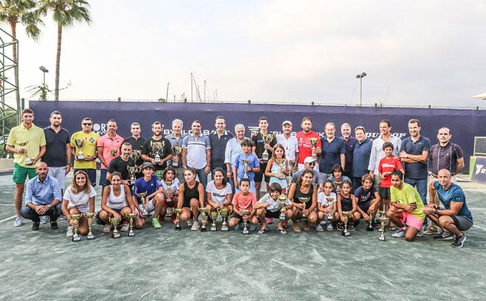 دورة النادي اللبناني للسيارات في التنس: لقب الرجال لروي ثابت والسيدات لنانسي كركي