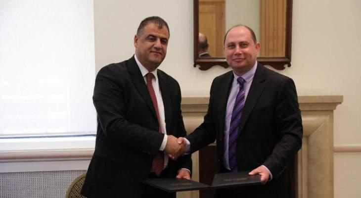 توقيع اتفاقية تعاون بين «معهد البحوث» و«اللبنانية - الأميركية»