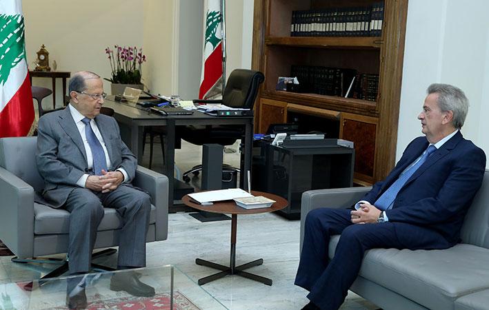 سلامة يكشف عن مبادرات لمصرف لبنان