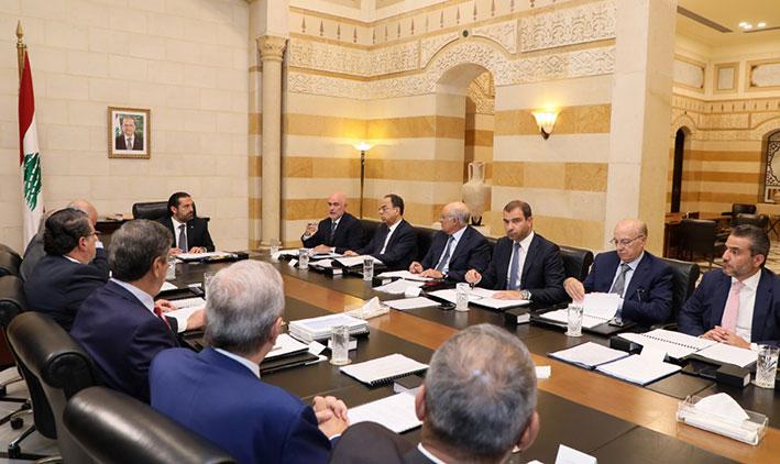 الحريري ترأس اجتماعا للمجلس الأعلى للخصخصة