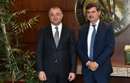 بوصعب زار رئيس جامعة البلمند وأشاد برسالتها في نشر العلم