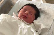 الف مبروك للسيد عبدو جورج خوري وزوجته كريستال عجاقة  مولودتهما 🌹 ايما🌹