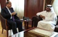 الشامسي من مقر المجلس الاقتصادي:  لمزيد من التعاون بين الإمارات ولبنان