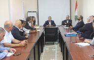 أبو فاعور: الأولوية للالتزامات البيئية ومراعاة  النشاطات الصناعية التي تنمي الاقتصاد
