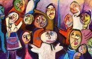 مهى أبو شقرا بأجمل لوحاتها في غاليري إكزود